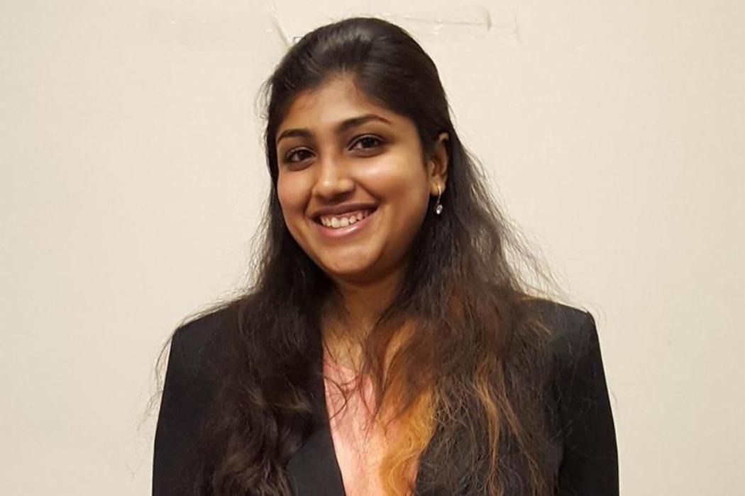 PhD profile Rukmini (Minni) Gorthy