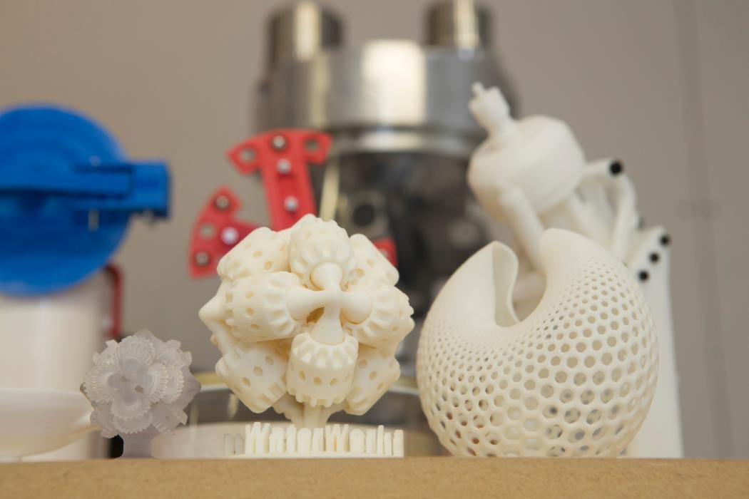 3D printing Mechanical Engineering