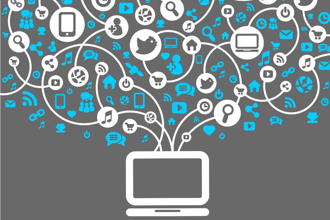 social media digital humanities