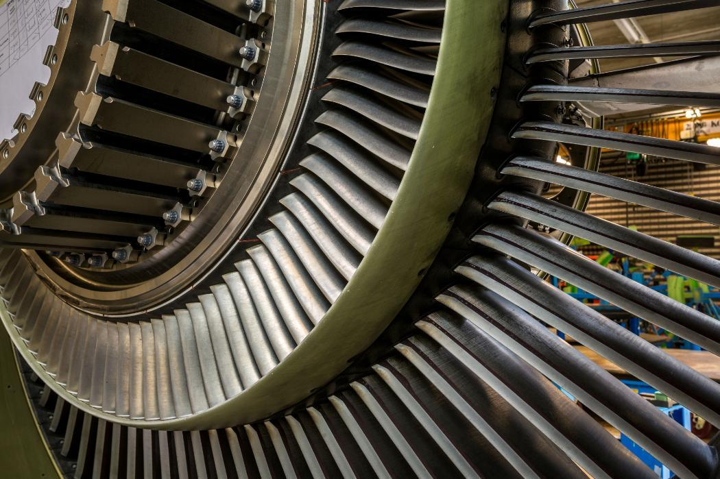 aircraft engine turbine