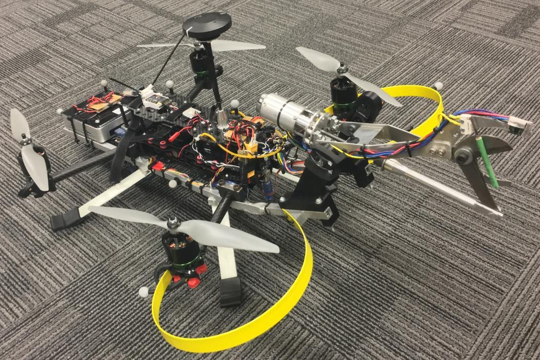 Computer science drone