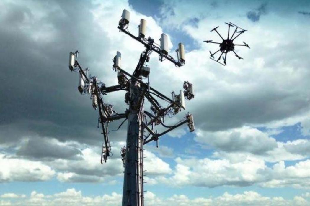 wrc drone