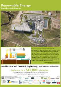 2015 Scholarshp Posters (geothermal)