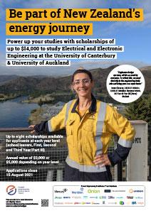 2021 Scholarship Poster Thumbnail Irene