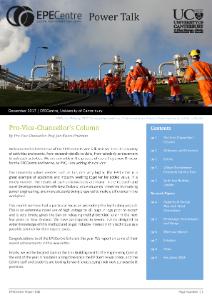 EPEC Newsletter December 2017