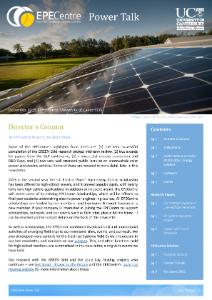 EPEC Newsletter December 2015