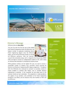December newsletter dec2013
