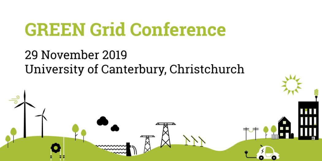 GREEN Grid Conference 2019 Banner
