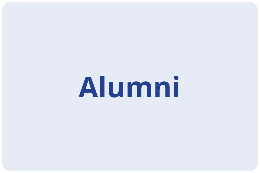 Scholars - Alumni