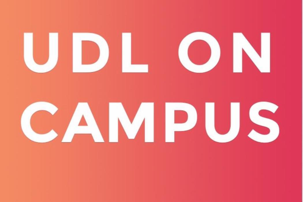 UDL on Campus