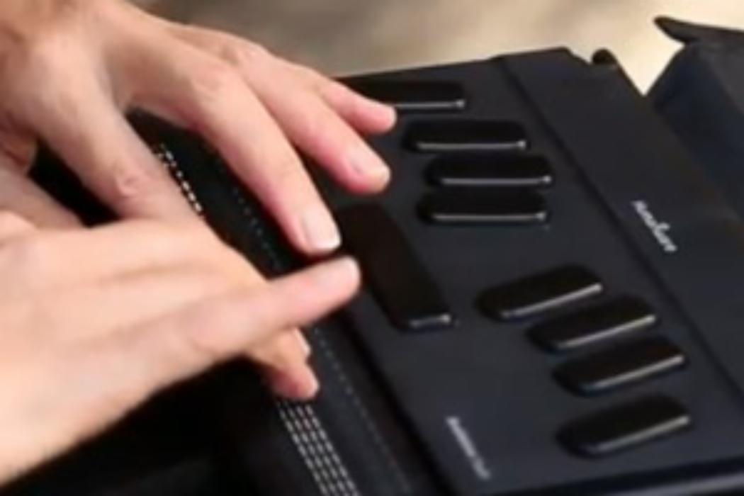 BrailleNote Demonstration