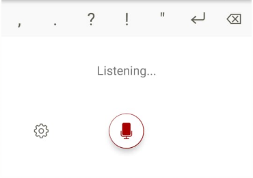 Dictation in Microsoft 365 Word