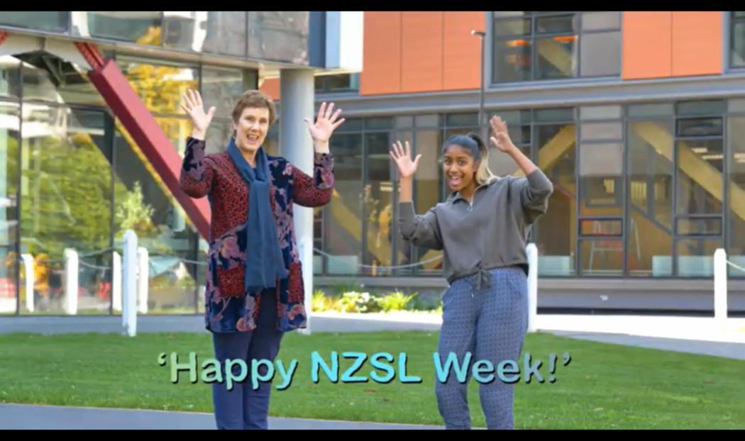 Happy NZ Sign Language Week