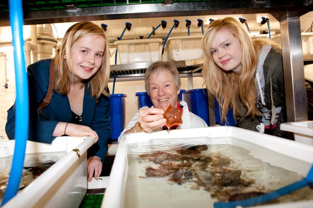 Open Day Biological Sciences Marine Tour