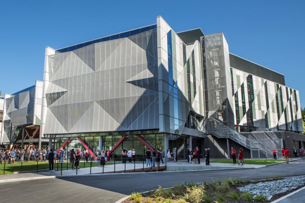 Ernest Rutherford building