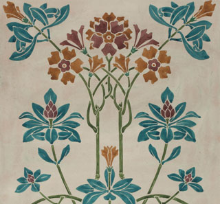 The Arts And Crafts Movement Johnstone Collection The Design