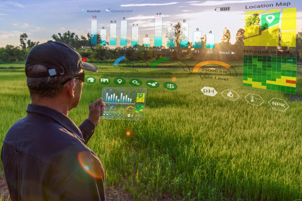 Future Agriculture main homepage image