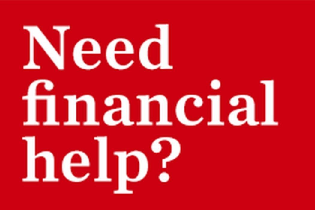 Need financial help?