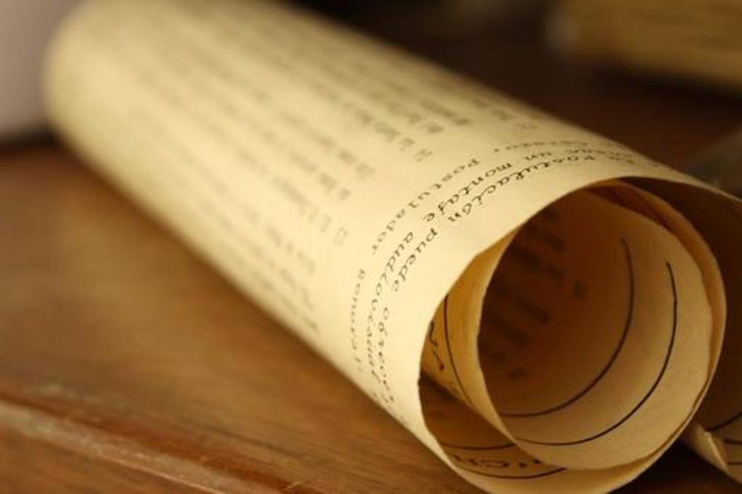Parchment / Scroll