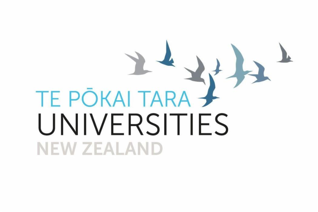 Universities NZ logo