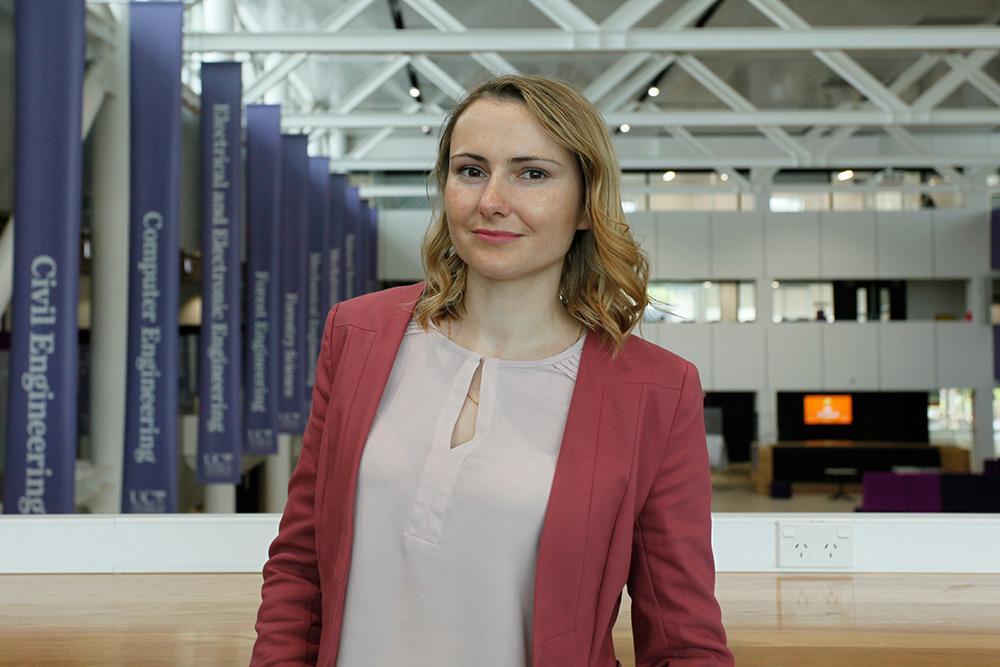Anastasiya Verbytska