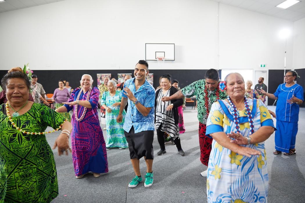 UC Health group dance
