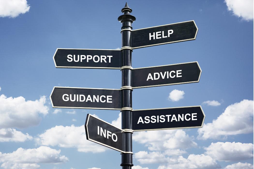 student advice image