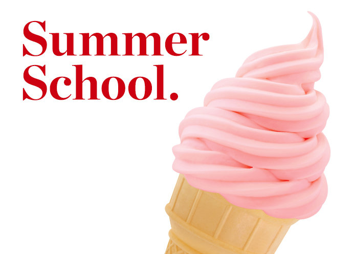 Summer School home image cover