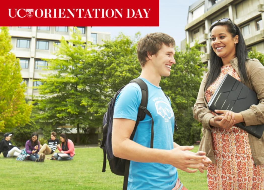 2017 Orientation day