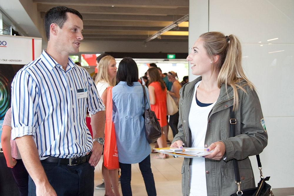 Students career advisor landscape