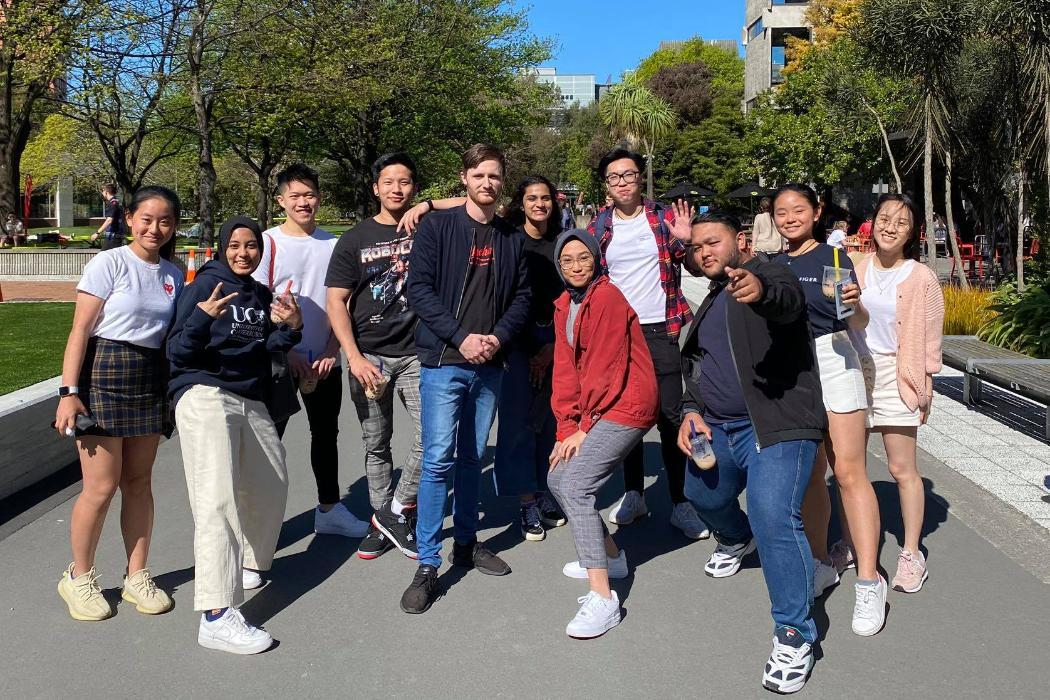 Int student group