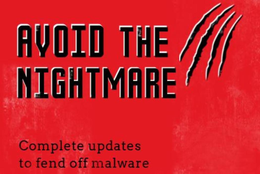 Avoid the nightmare