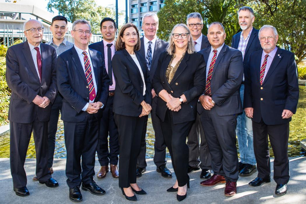UC Canterbury Council Members 2019