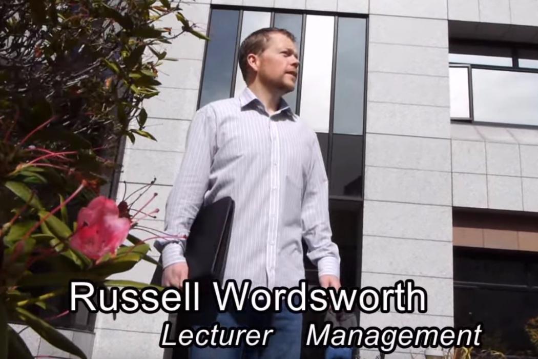 Russell Wordsworth