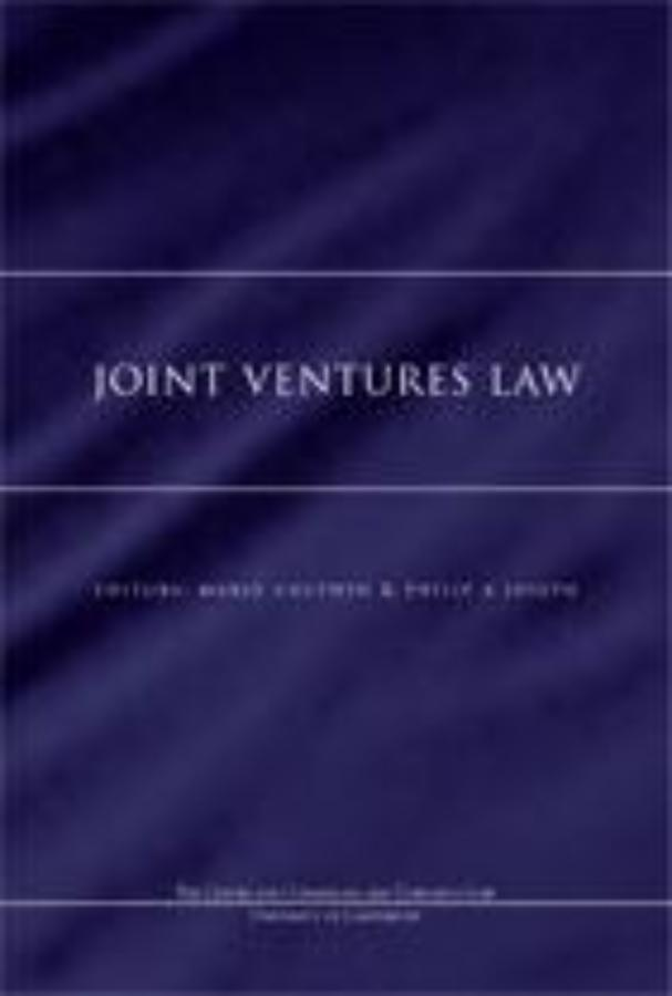 JOINT VENTURES LAW