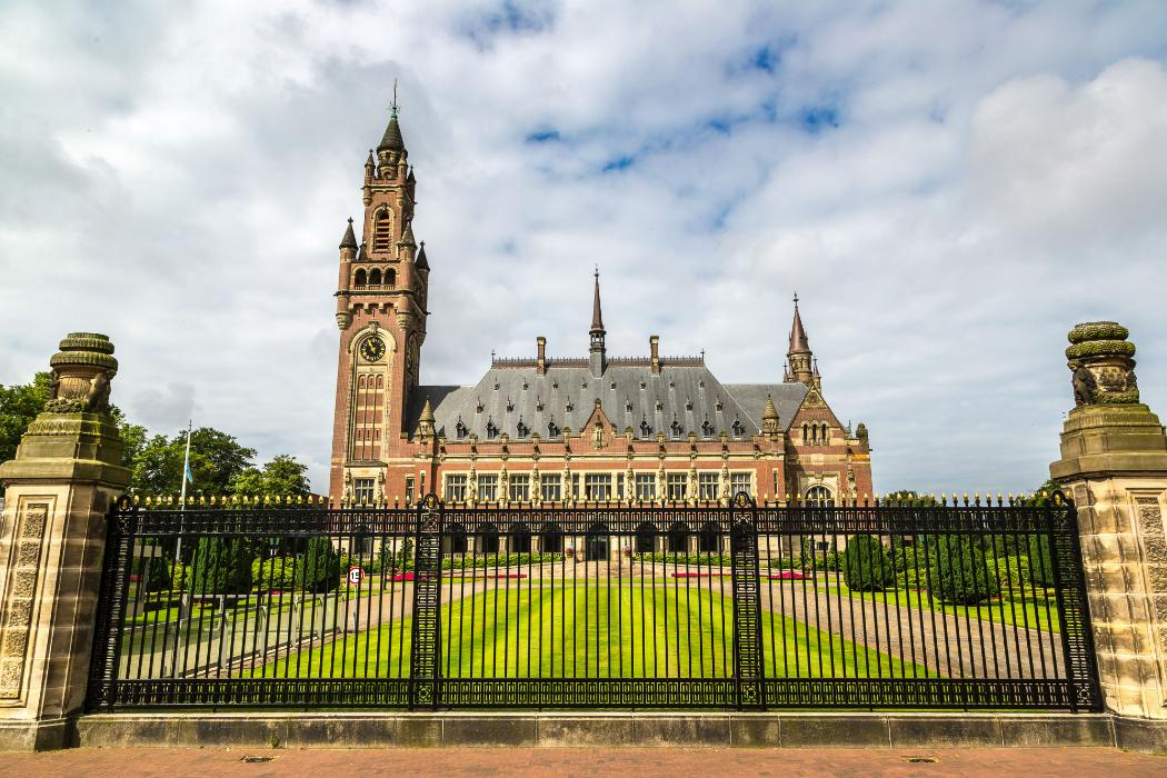 the hague international court of justice