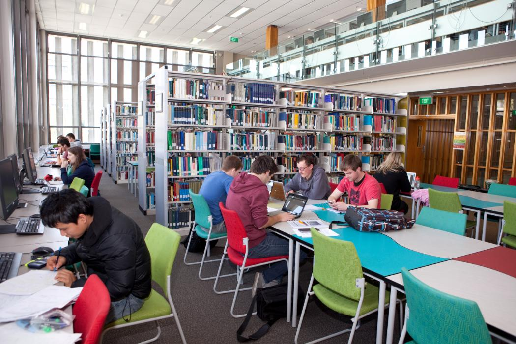 © Restricted/University of Canterbury