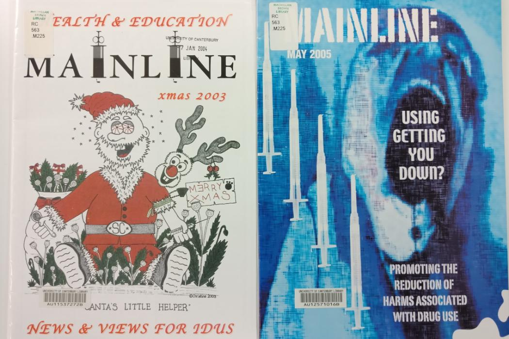 Mainline covers
