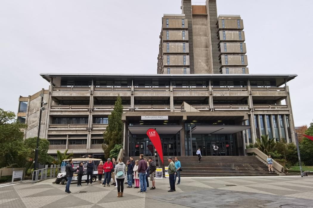 Puaka-James Hight Building