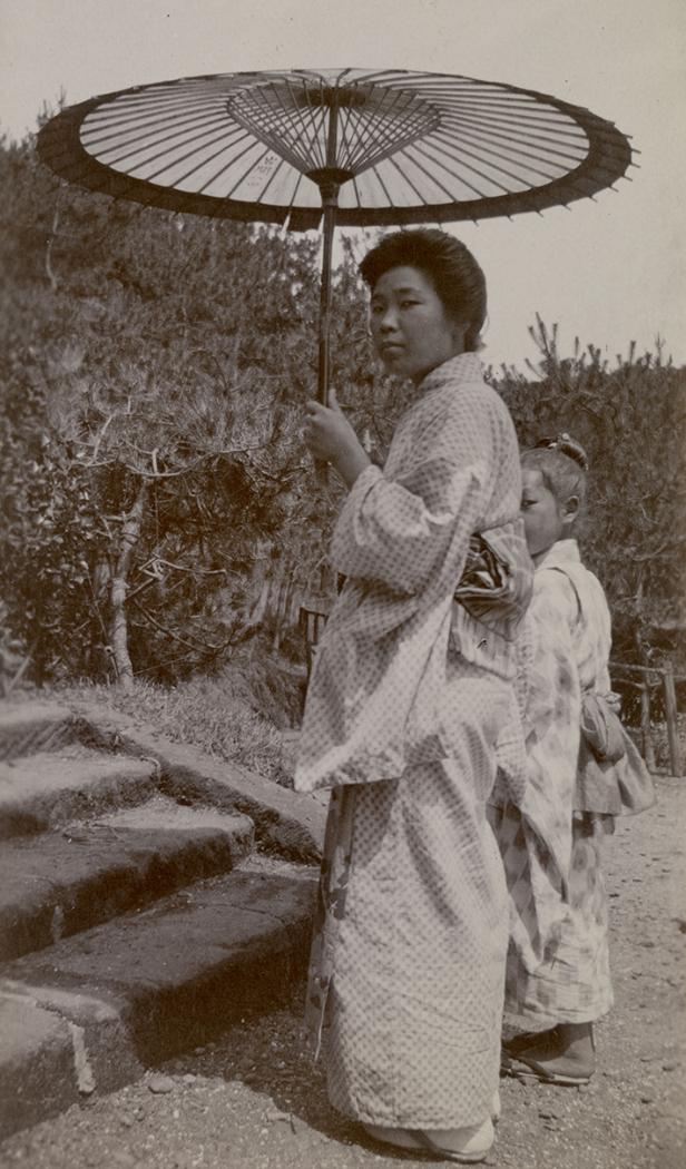 woman and girl JMB in Japan