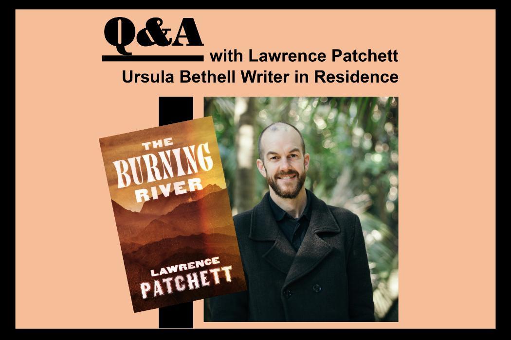 Lawrence Patchett talk 2019