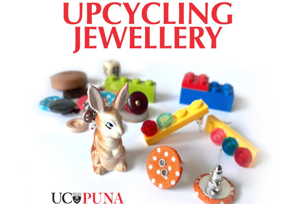 Upcycling jewellery 2019
