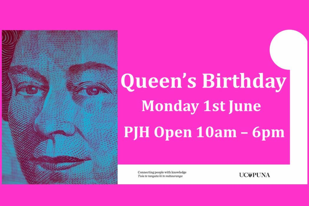 Queens Birthday 2020