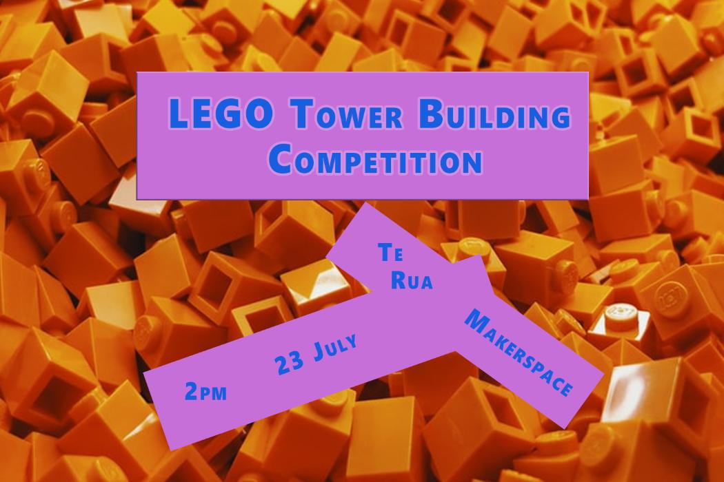 LEGO tower competition
