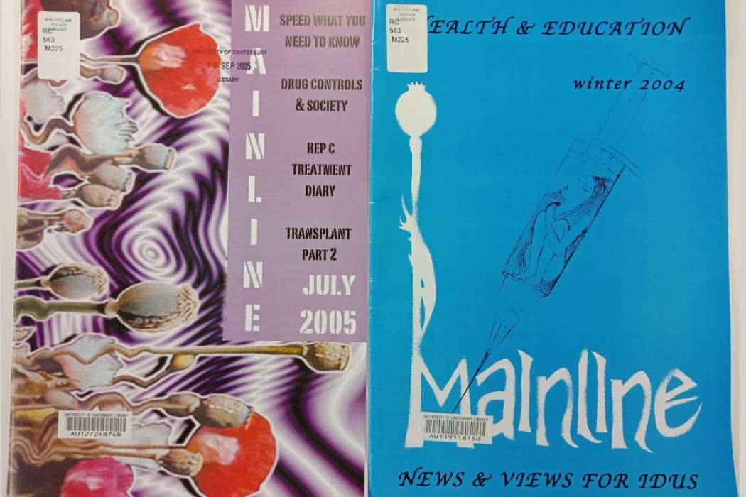 Mainline magazine cover 2