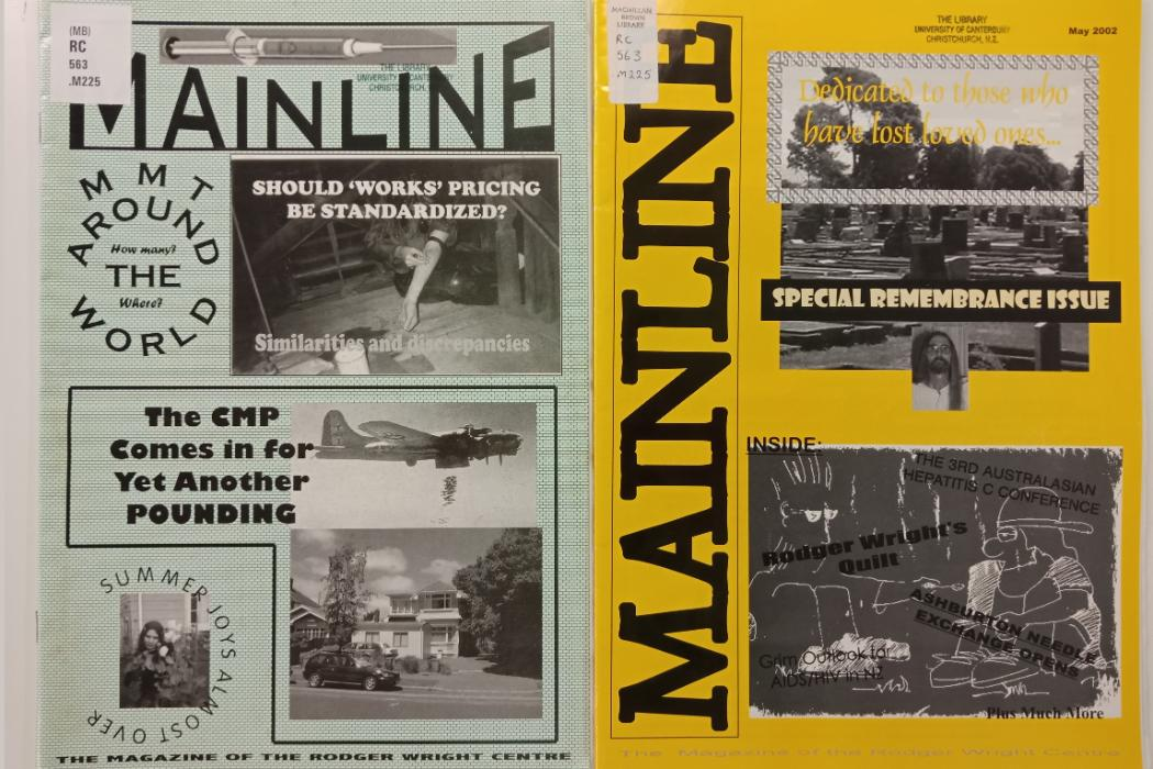 Mainline covers 3