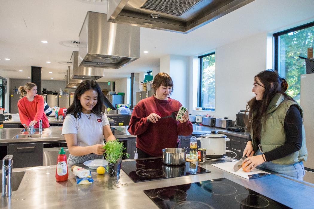 TU Self-Catered Kitchen