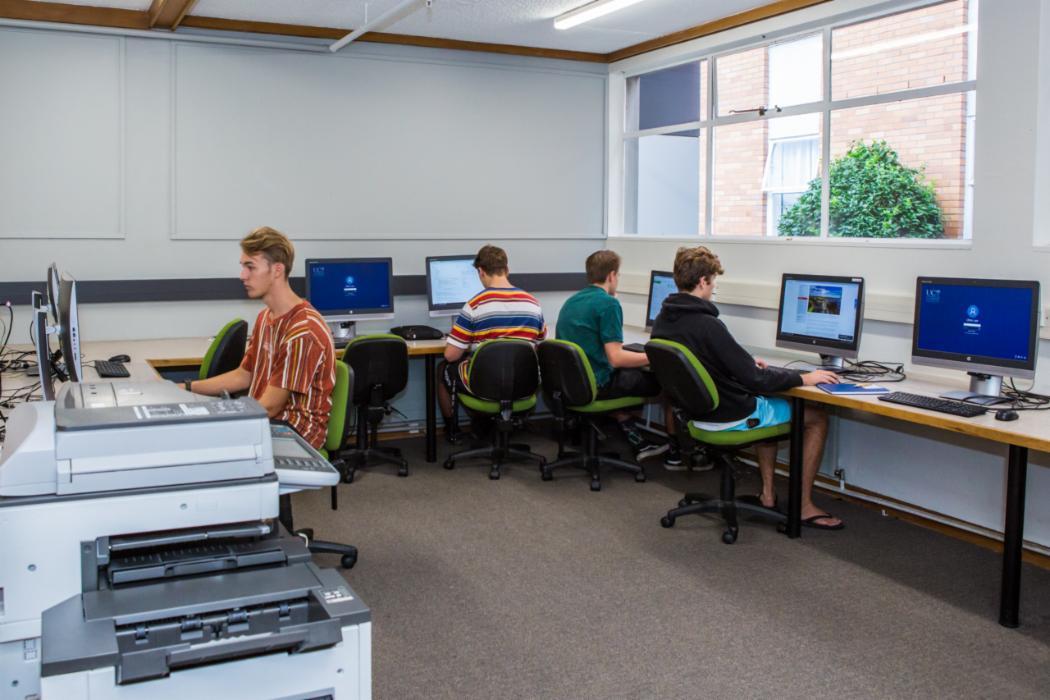 2020 UH Computer Room
