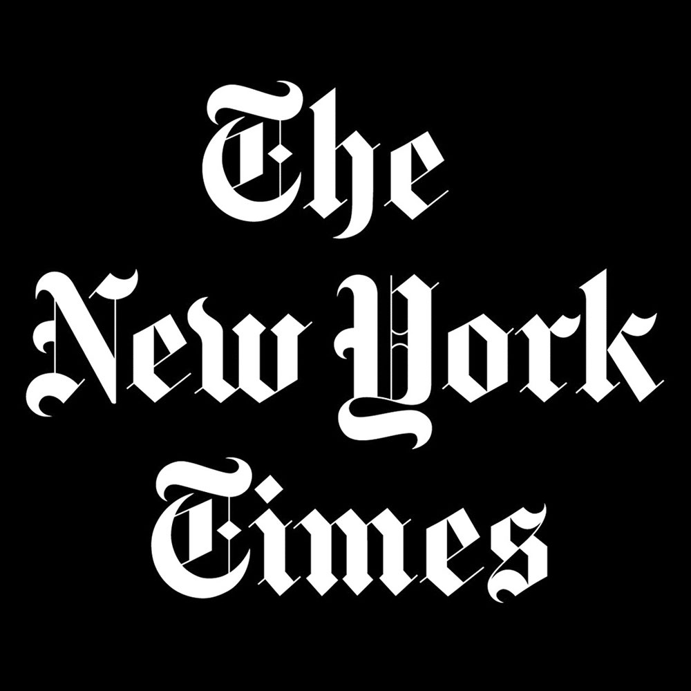 New york times logo square