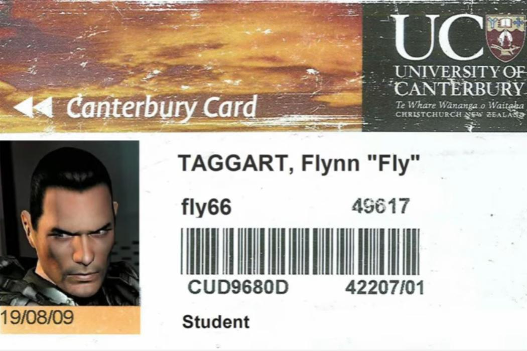Your Canterbury Card